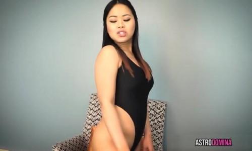 Cum For My Asian Ass Astrodomina