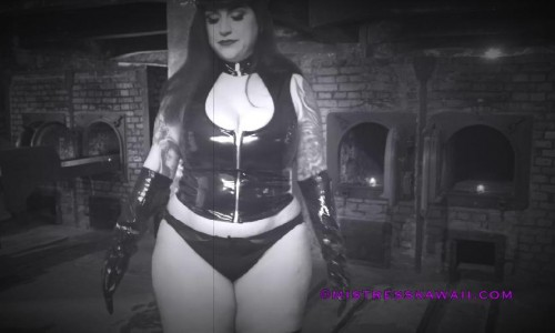 mistress kawaii  willkommen in der gaskammer b w version hd