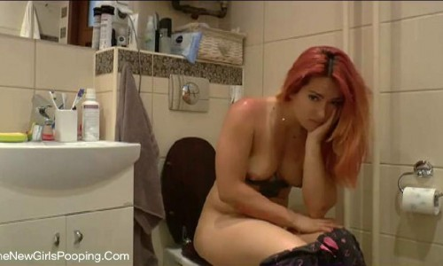 Pooping With No Name Girl 116 Veronica Secretz