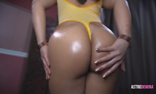 oiled up asian ass feat astrodomina (hd ) hd