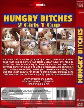 MFX-1209-1 2 Girls 1 Cup NewScatInBrazil - Hungry Bitches