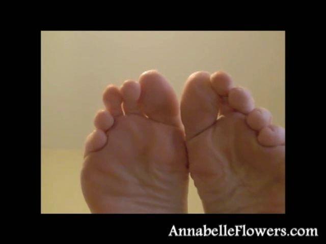 Annabelleflowers 090607buttnakedfeet Milf Collection Annabelle Flowers