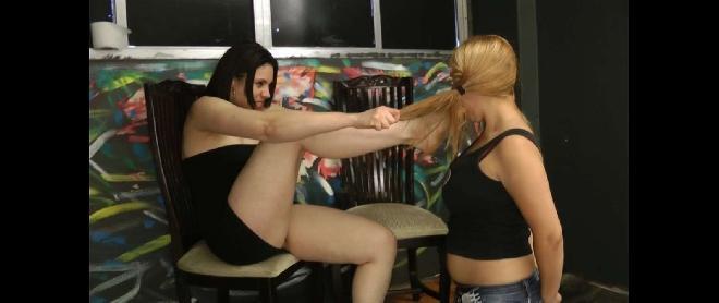 Leticia Miller - Full - Scat Slave - Brunhilda Slave Scat Real Swallow