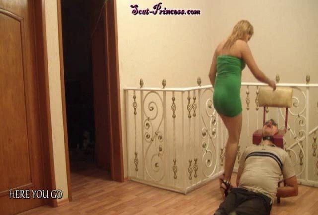 Dom-princess - Scat-princess - Office World Upside Down, Boss Becomes Slave Part 3 Sharlene Dom-princess