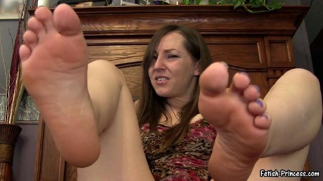 Fetish Princess Cristi Feet Pov Princess Kristi