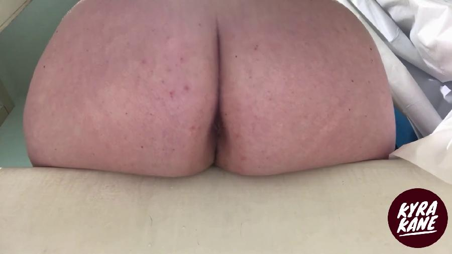 gassy with company over my first fart video (sd) kyras bbw fetish depot